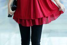 Big girl fashion