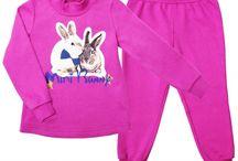 Комплект для девочки (джемпер, брюки) 132085