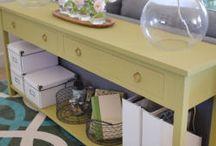 DIY Small Furniture & Accessories