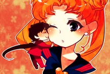 Favourite Couple Ever / Usagi and Seiya