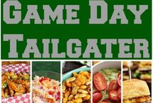 Game Day foods / by Hope Fitzjurls