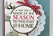 Stampin' Up - Cozy Christmas