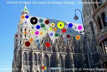Vienna through the eyes of Kekeye Design! Dots, Dots everywhere only Dots! / Wien durch die Augen von Kekeye Design! Dots, Dots, überall nur Dots! Viel Spaß! :)  Vienna through the eyes of Kekeye Design! Dots, Dots everywhere only Dots! Enjoy! :)