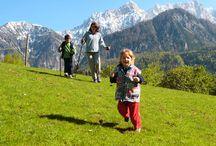 Mladi v gorah