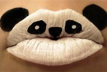 Animal Face Paint / Great ideas to celebrate World Animal Day!