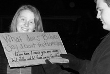 Homeless Awareness / by Candy Goldie