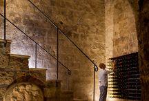 Interiors - Cellar