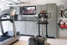 Gym / Garage