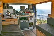 Dream Van house/life
