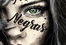 Alas Negras - The Salems / Novela