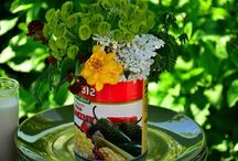 Reuse and Recycle / Ideas for re-purposing items for the home and garden using items that you already have on hand