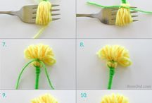 spring tea craft ideas