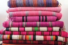 Textiles / Blankets, cushions, rugs