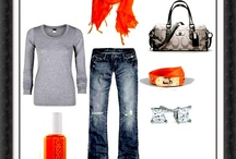 Fashion  / by Josephine McClain