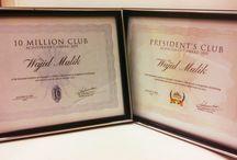 Achievements & Awards(Wajid Malik)
