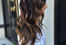 амбре волос