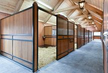 Stable Time / Stable, barn, arena and yard ideas for all your equestrian needs.