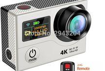 4K Remote Camcorder DV selfie digital wifi Camera