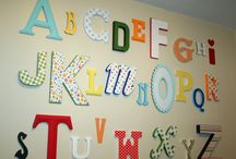 kid's decor ideas / by Beth de Maille
