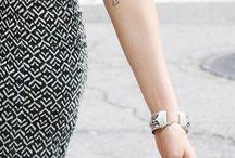 Petits tatouages à choisir / by Marie Coll