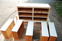 HOME: furniture projects
