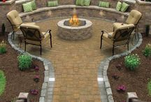 Fire Pits - unique designs and How to build one / by Jheanette Velandria