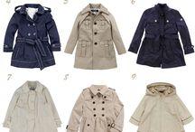 palton fetițe