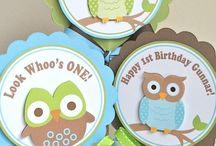 1st Birthday Party! / by Sarah Havel