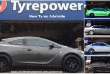 New Tyres Adelaide