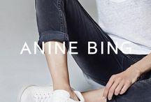 ANINE BING/MY FAVORITE DESIGNER