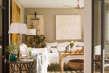 Decoración del hogar / Salon