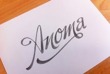 Calligraphy / Type