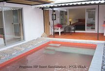 Pingplalee Pool 2 / Welcome to Pingplalee Resort Kanchanaburi, serving the best by owner. M: 0901387309 E:pingplalee@gmail.com