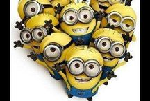 Minions / by MaiTye