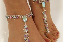 šperky na nohy