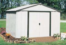 Garden - Outdoor Storage