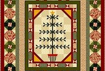 Kits / Quilt and Project Kits we have available in the store.