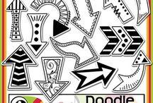 Clip Art & Fonts