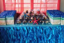 Cake Table Set Ups