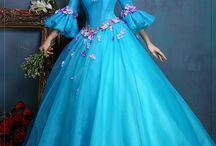 Платье эпохи ренессанса