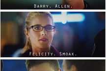 Flash/Arrow