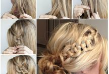 Hairdos / by alice followill