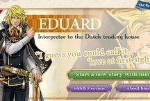 Shall we date? Ninja Shadow - Eduard