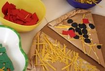 Children's Activities & Games / Ideas for indoor and outdoor activities to keep children having fun while learning.