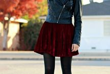 Fashion Inspiration / Goth / Gothic / Elegant / Grunge / Vintage Fashion - Outfits - Dresses - Tops - Pants