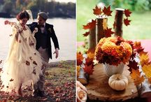 WOODLAND WEDDINGS / Grow old along with me.  The best is yet to be.