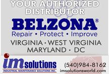 Industrial Maintenance Solutions / Since September 1, 2003, when we opened our doors for business, Industrial Maintenance Solutions, Inc. has specialized in solving maintenance and repair problems for our Industrial and Commercial customers.   We are an authorized distributor for Belzona, Inc., an established leader in industrial protective coatings and repair composites.