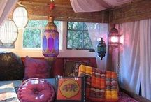 Decoration gypsi / Inspiración