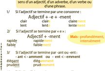 Adverbes