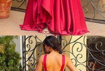 Vestidos de baile longos